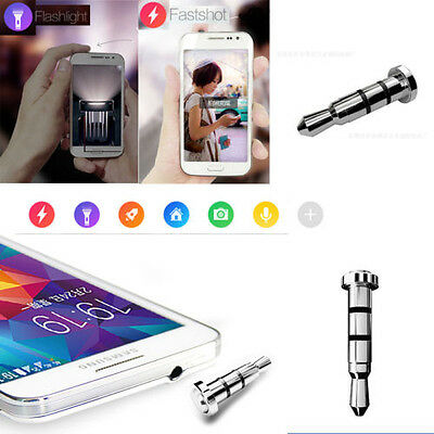 A Control The Key Android Smart Keys Dustproof Plug Android 4.0 Above Facility