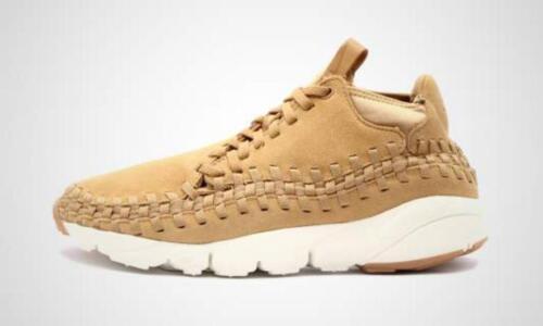 Footscape Chaussures Chukka 39 443686 tissées hommes Nike pour marron été 205 Air taille gawHpxa