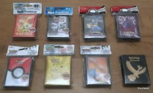 Pokemon Cards 300 ULTRA PRO Sleeves Series SAVER PACK TCG
