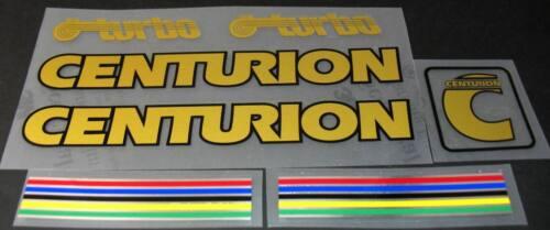 Centurion 1984 Turbo Bicycle Decal Set sku Cent-S103