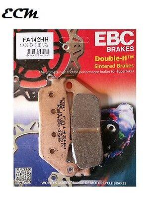 Set For Honda CBR1000 FK//FL//FM//FN 89-92 s EBC HH Sintered Full Front Brake Pad