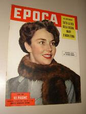 EPOCA=1953/130=JENNIFER JONES=LEONETTO CAPPIELLO=SUSAN SHENTALL=CLELIA GARIBALDI
