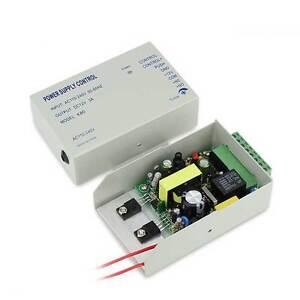 Door-Access-Control-System-Power-Supply-RFID-EM-Keypad-Access-12V-3A-110v-220v