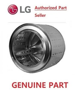 Lg Genuine Front Load Washing Machine Inner Drum Assembly