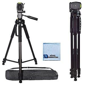 72 Inch Aluminum Professional Photography Camera Tripod Lightweight Portable