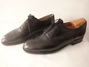 Chaussures-Homme-lacets-Noir-Annees-1980-034-ROCKPORT-034-T-41-5