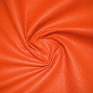 Pumpkin Acrylic Felt Fabric