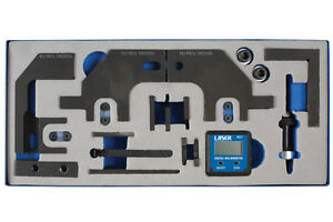 Image is loading LASER-TOOLS-6814-TIMING-CHAIN-TOOL-KIT-FOR-