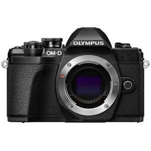 """Olympus OM-D E-M10 Mark III EM10III Body 16.1mp 3"""" Body Digital Camera Agsbeagle"""
