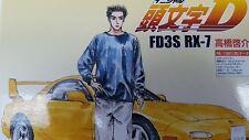 AOSHIMA 08997 Initial D D04 Keisuke Takahashi Fd3s Rx-7 1/32 Scale Kit NZA