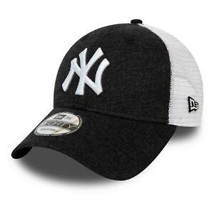 Bon CœUr New Era Mlb Summer League 9 Forty Trucker Ny Yankees Cap Noir Blanc Taille Unique-afficher Le Titre D'origine Nourrir Les Reins Soulager Le Rhumatisme