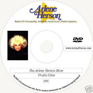 Phyllis-Diller-TV-Interview-30-Minutes-DVD