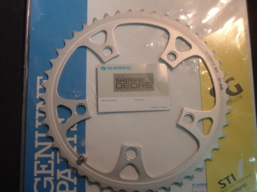 Shimano Deore mt60-sg 46t MTB Chainring-NEW//NOS 110bcd 5//6//7//8 Speed-New
