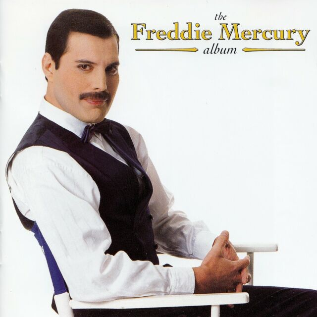 FREDDIE MERCURY : THE FREDDIE MERCURY ALBUM / CD - TOP-ZUSTAND