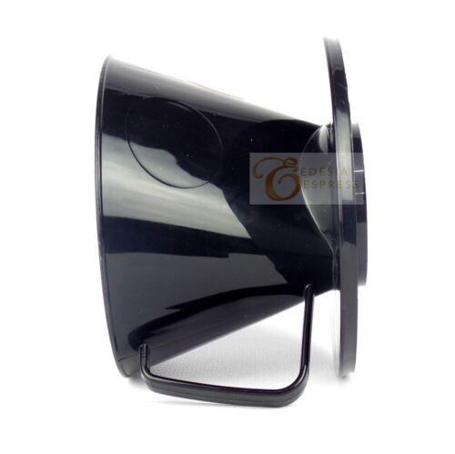 Taille 1//101 en plastique réutilisable filtre à café papier cône Goutteur Maker Brewer