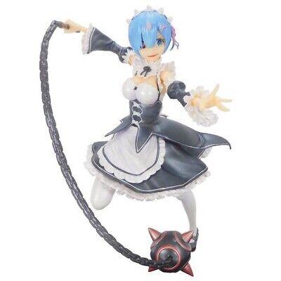 Re:Zero 6/'/' Rem with Ball and Chain Sega Prize Figure Anime Manga NEW