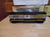 Rail King By Mth Electric Train 30-7423 Mth Club Box Car -