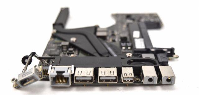 Apple Macbook A1278 Laptop Motherboard 820-2327-A C2D-P7350 NO MEM 2008