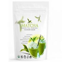 Matcha Usda Organic Green Tea Powder 16 Oz (1lb) Free 1-3 Day Shipping.