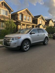 2013 Ford Edge AWD limited LOW KM
