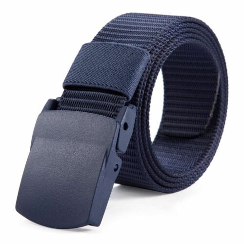 Men Designer Belts High Quality Canvas Military Equipment Tactical Waistband