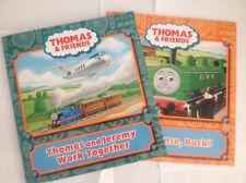 THOMAS & FRIENDS __ TWO LIVRE THOMAS LE PETIT TRAIN JEU ___ NEUF __ FREEPOST UK