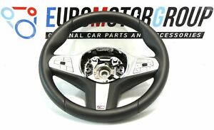 BMW-M-SPORTS-Volant-Cuir-Pagaies-8008179-9372496-9483008-7-039-G11-G12