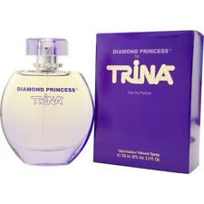 Diamond Princess by Trina Eau de Parfum Spray 3.4 oz