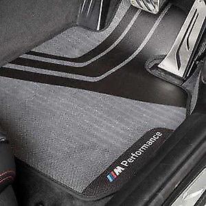 TAILORED CAR FLOOR MATS LUXURY DEEP PILE BMW F30 F31 3 SERIES 12