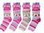 3 Ladies coZee co-Zee fluffy slipper socks bed sock comfy winter present gift