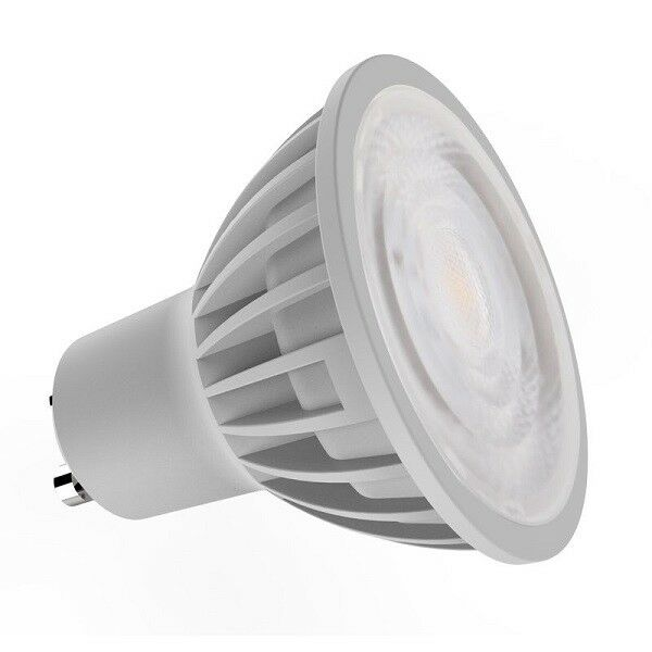 Warm White 60° beam angle Packs of Enlite 5w LED Non-Dimmable GU10 Lamp
