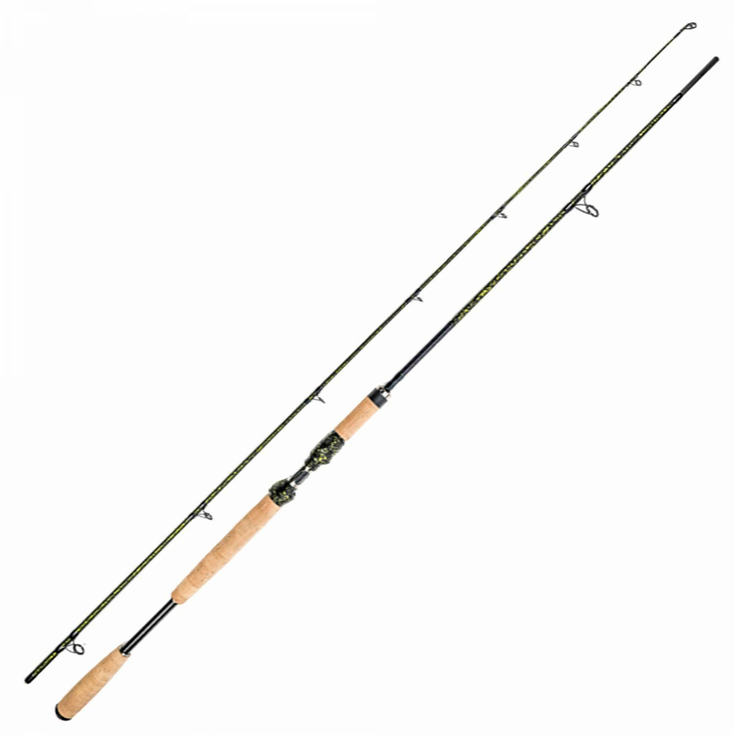 Westin W8 Pike Fighter Powercast Raubfisch Spinnrute 218cm 25-100g Hecht + Rohr