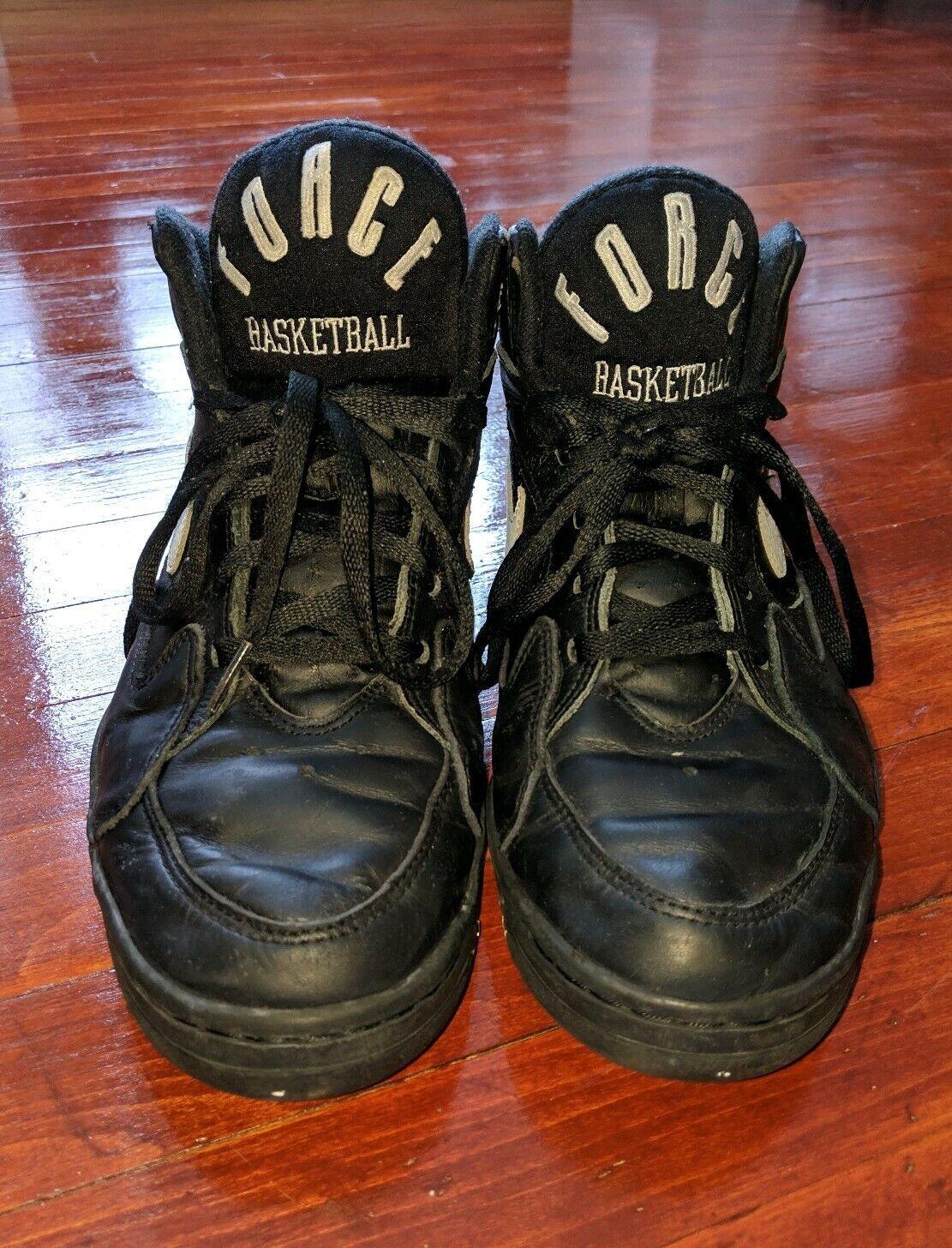 Nike Force Basketball 1992 Vintage Nike Forces Size 10.5 NO BOX VTG Nikes
