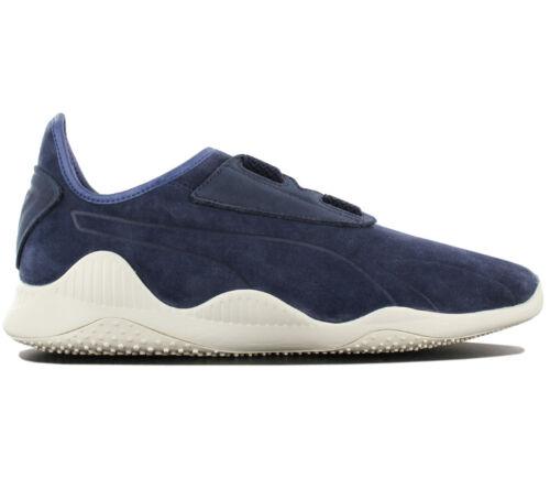 Donna Pelle Da Paris Uomo 363450 Scarpe Sneaker Ginnastica Mostro Blu Puma 01 w08qUx