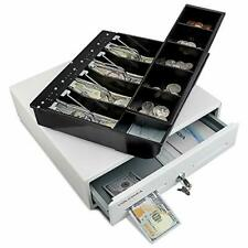 Mini Cash Register Drawer 13 For Point Of Sale Pos System With Fully Removab