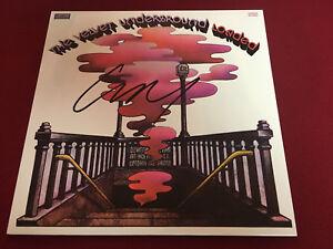The Velvet Underground Signed Vinyl Lp Lou Reed Loaded