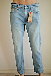 dd699698416 Levi's 502™ Taper Fit Jeans Blue Stone - Light Wash NWT Style ...