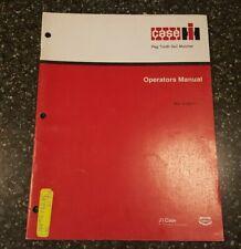 Case IH 1030 grano encabezado Manual del operador-gtca1