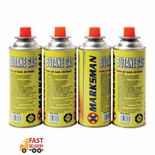28 x Trading Butane Gas Refill Bottles Canisters Portable Camping Heater Cooker