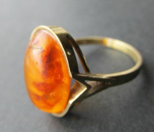 18 mm Ring 333 Gold Tourmaline