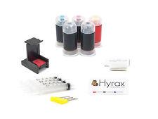 InkPro Combo Ink Cartridge Refill Box Kit for HP 21/22