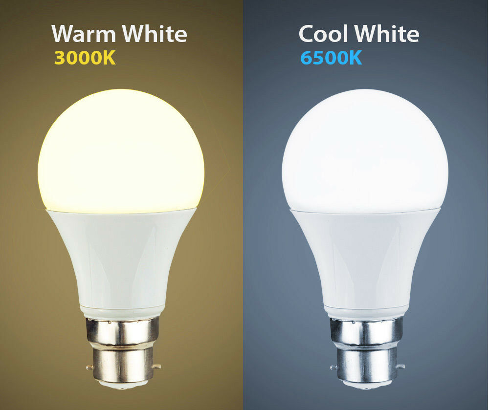 Cool Weiß , Warm Weiß 12W , 15W LED BC B22 GLS Light Bulb Energy Saving Lamp