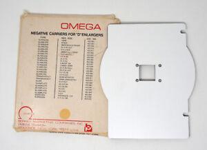 Omega D Negative Carrier For Instamatic Film 423-353