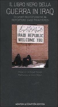 Il libro nero della guerra in Iraq