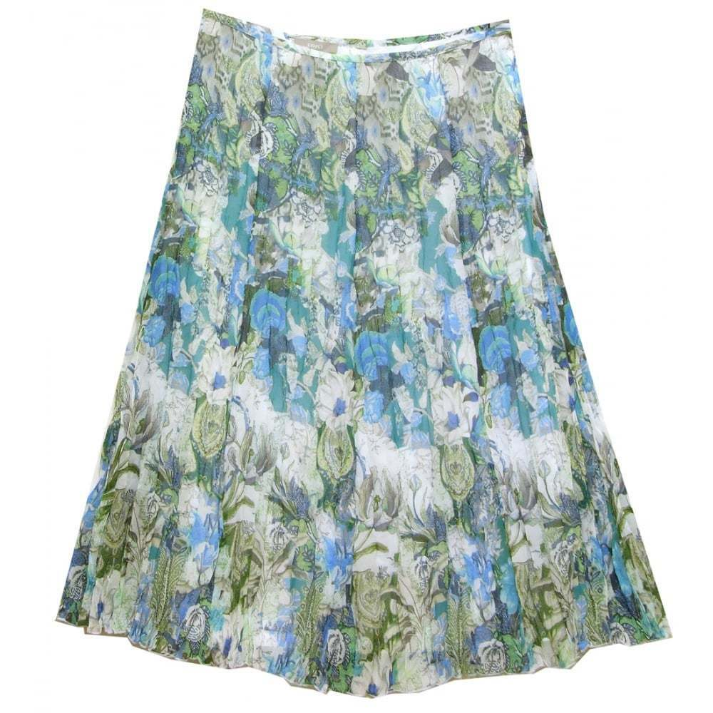 Efro bluee Skirt 2516805 7645