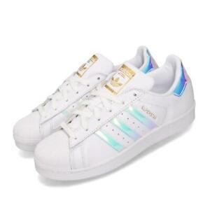 adidas superstar white gold
