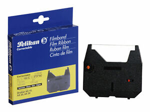 Pelikan Filmband 153c schwarz Farbband Correctable 519546