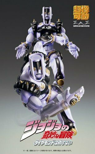 SUPER azione Statua 62 LA uomoO SECONDO Hirohiko Araki specifiautoe il Coloreeee ver cifra