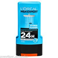 300ml Loreal Men Expert Hydra Power Mountain Water Shower Gel 24h