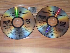 TALISMAN-WORLD-039-S-BEST-KEPT-SECRET-LIMITED-2-DVD-SET-2005